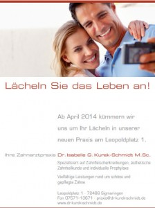 Zahnarzt Sigmaringen Dr Kurek Schmidt